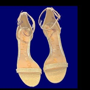 Sam Edelman Patti Ankle Strap Heeled Sandal,NWT